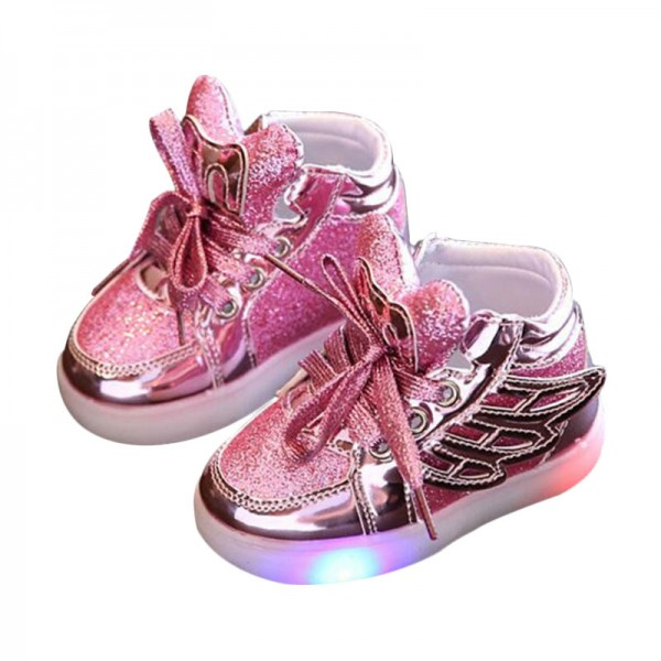 Patpat Light Up Shoes Girls