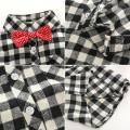 Dapper Plaid Shirt and Overalls Set for Toddler Boy and Boys