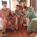 2-piece Classic Striped Family Matching Set